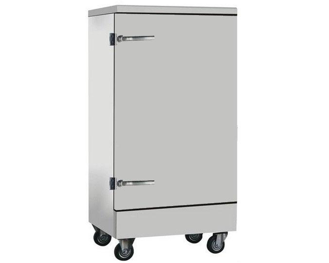 成都酒店厨房设备-12盘蒸饭车