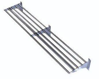 成都厨房设备-挂墙格栏架