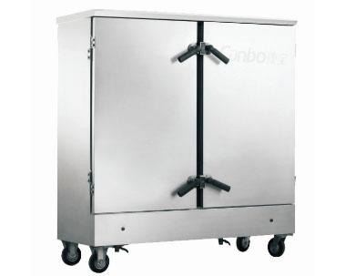 四川吧台厨房设备-三门海鲜蒸柜