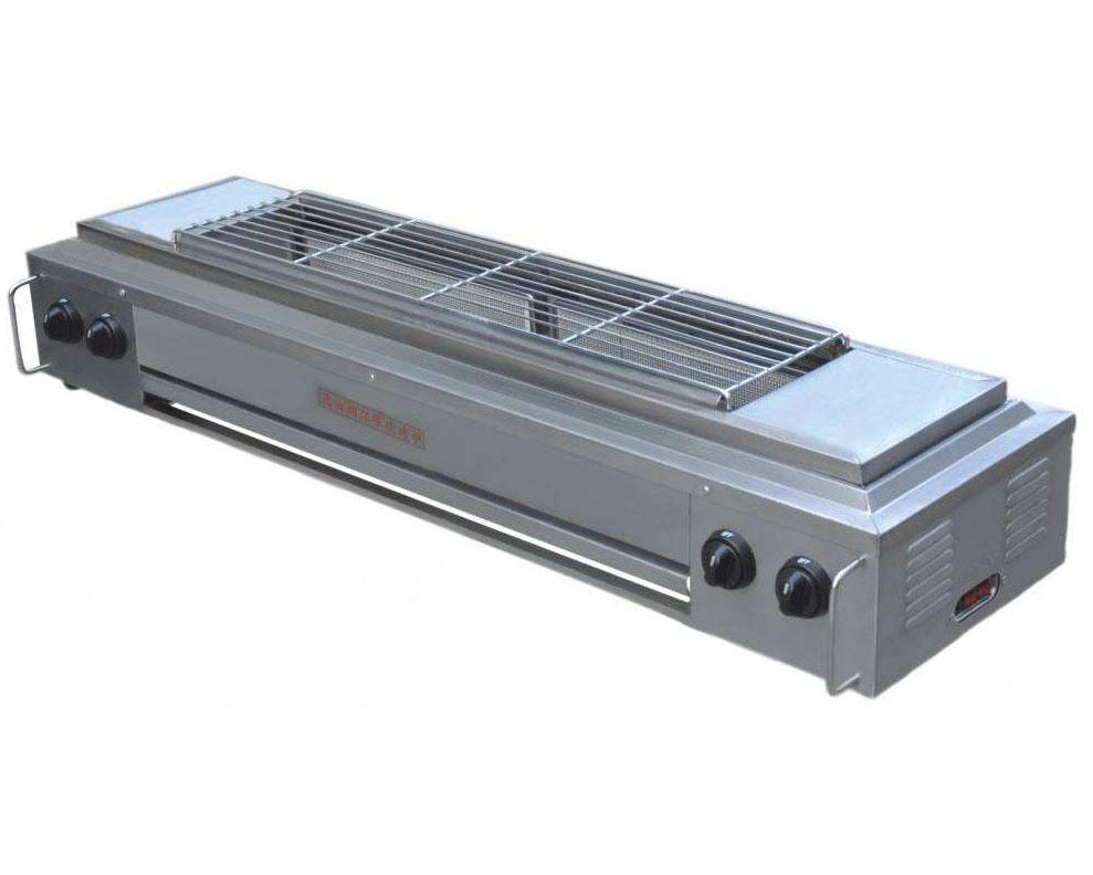四川吧台厨房设备-台式烧烤炉