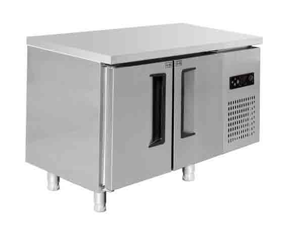 成都酒店厨房设备-平台冷柜