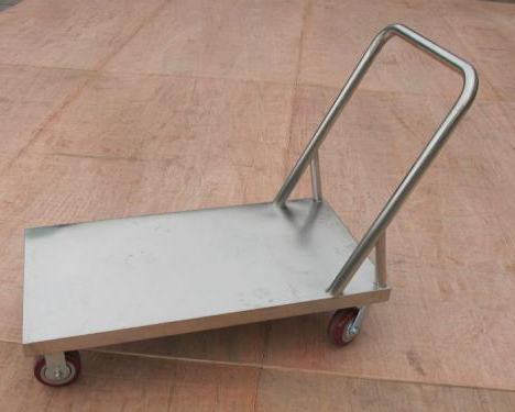 成都厨房设备-不锈钢推车