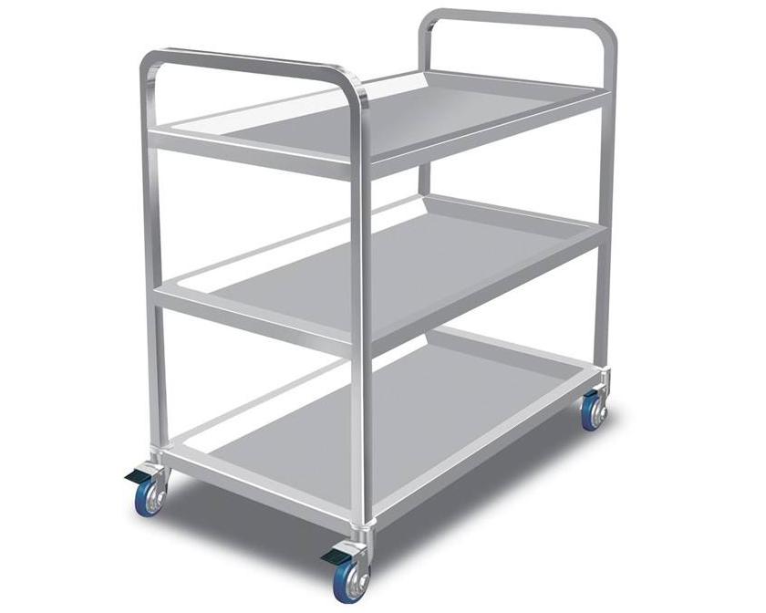 成都厨房设备-三层送餐车