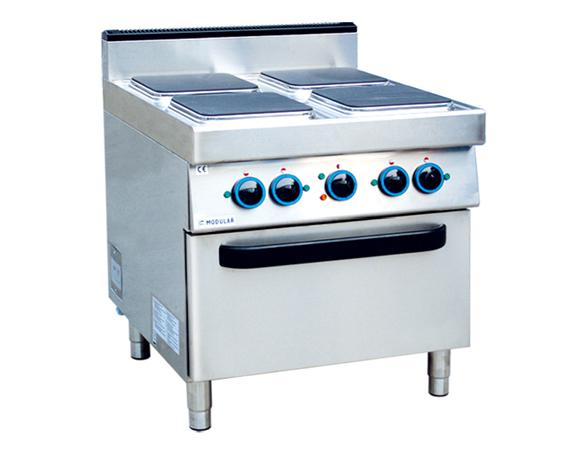 成都厨房设备公司-四头电平板连焗炉