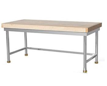 成都厨房设备-木案工作台