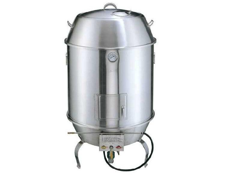 成都吧台厨房设备-燃气烤鸭炉