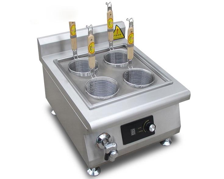 成都吧台厨房设备-台式煮面炉