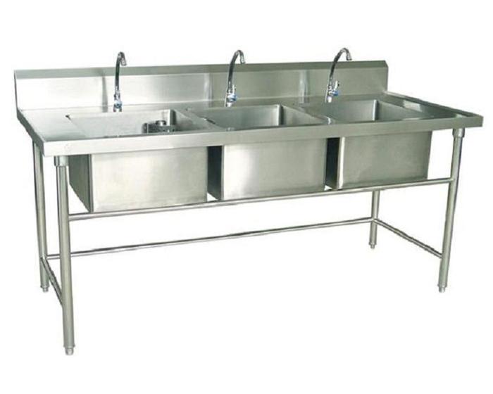 成都厨房设备-三星水池