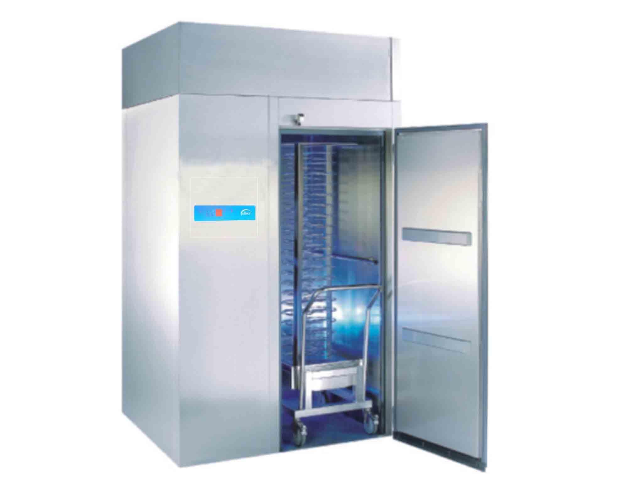 四川酒店厨房设备-推入式速冻柜