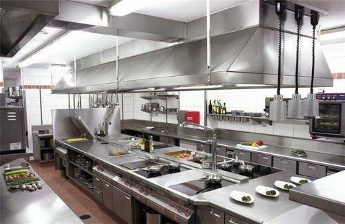 厨具设备的未来发展趋势