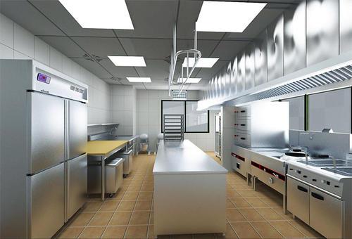 不锈钢厨房设备