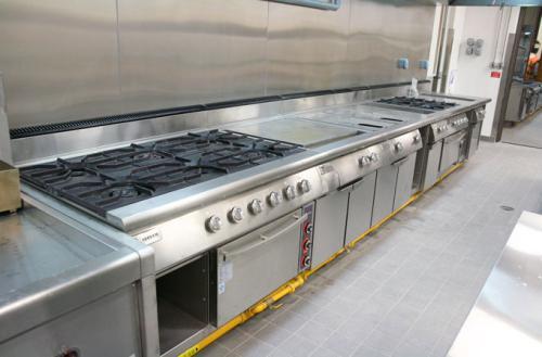 商用厨房工程设计怎样布局,分类有哪些?