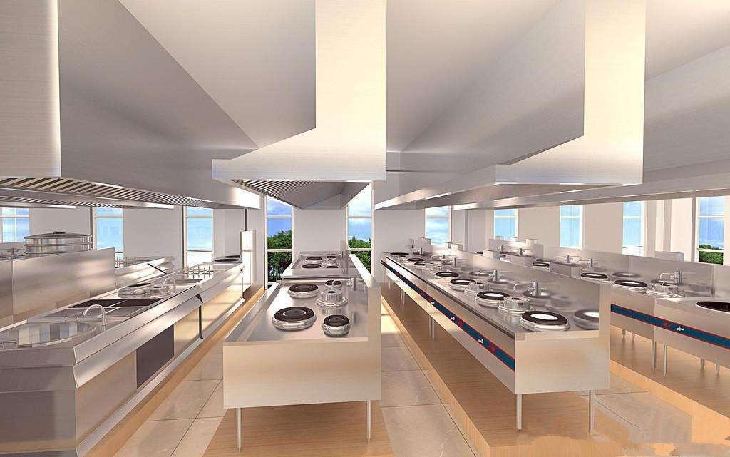 酒店工程之成都商用厨房设备分类及设计要点