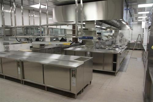 商用厨房设备保养和清洁方法技巧