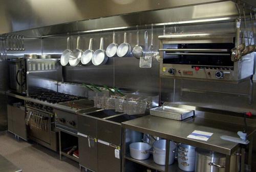 成都酒店厨房工程设计方案有几种状况