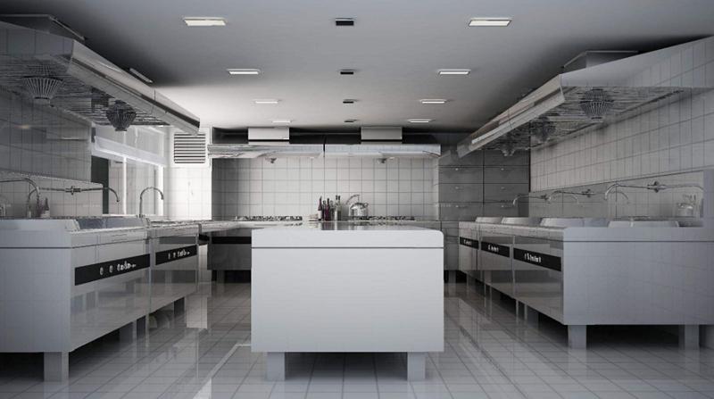 厨房热水来源如何解决