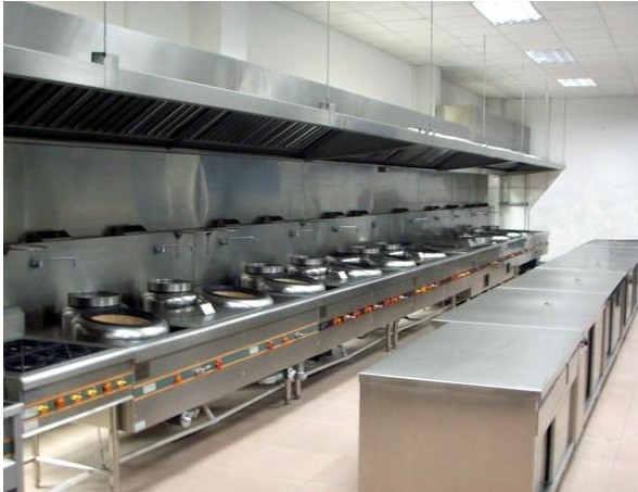 商业厨房设备选购需要注意一下几点!