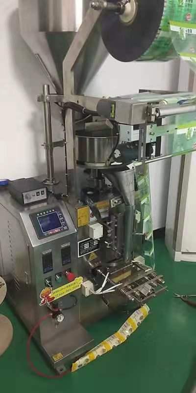 颗粒膏液包装机