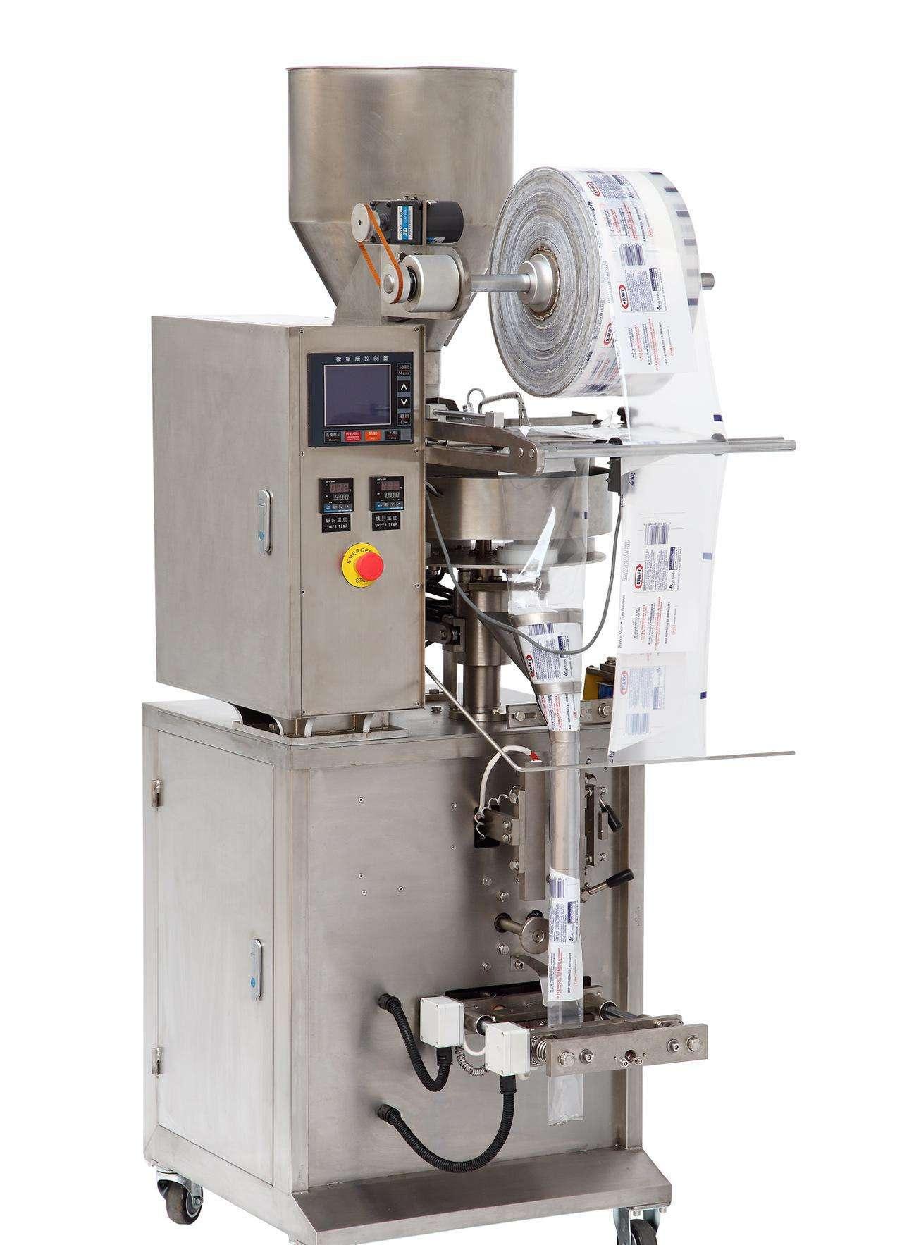 立式膏液包装机-西安穆堂香调料厂