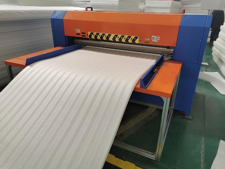 西安骊龙-珍珠棉生产设备