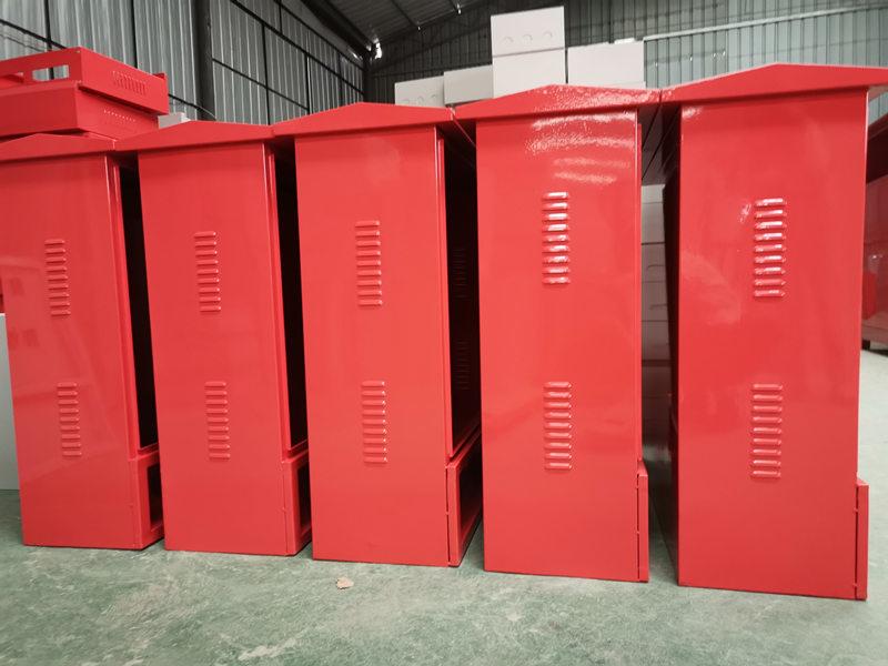 西安赛奥维机电设备防雨箱案例