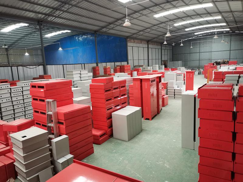 西安嘉士邦电气设备配电箱案例