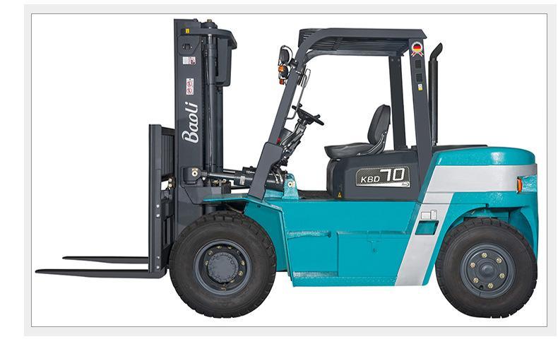 四川叉车使用装卸作业中的要求规范,你知道吗?