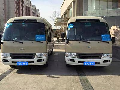 租车公司大巴车租赁图片展示