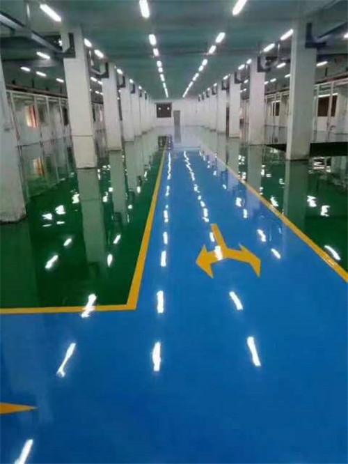新疆环氧地坪施工