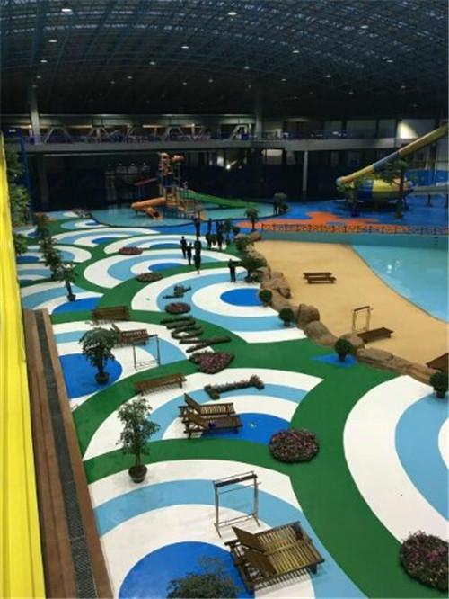 环氧地坪漆为什么会起皮呢?新疆环氧地坪漆厂家教你处理方法?