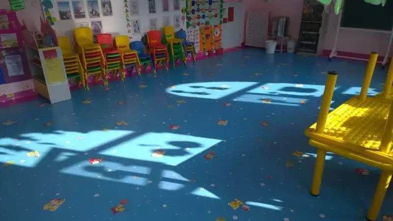 PVC塑胶地板工程