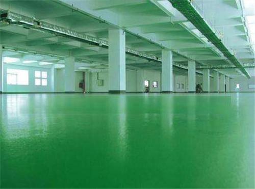 乌鲁木齐环氧地坪施工前预防变色的工作有哪些?