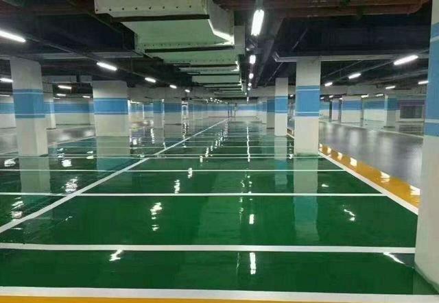 地下停车场地坪有哪些做法?