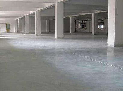钢化地坪在施工时有哪些注意事项呢?