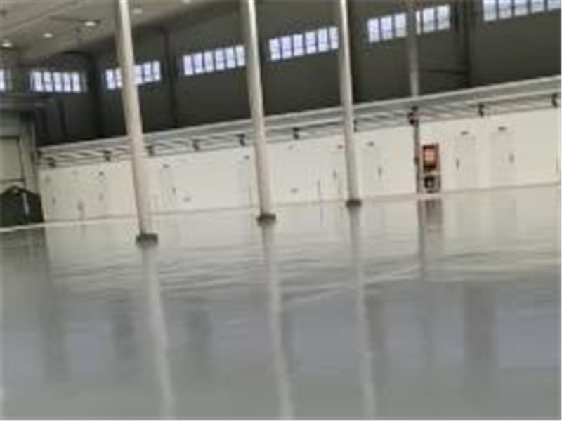 奎屯市海鲜检验车间环氧平涂地坪