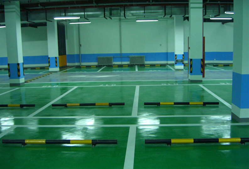 环氧地坪漆施工前需要做好的准备工作