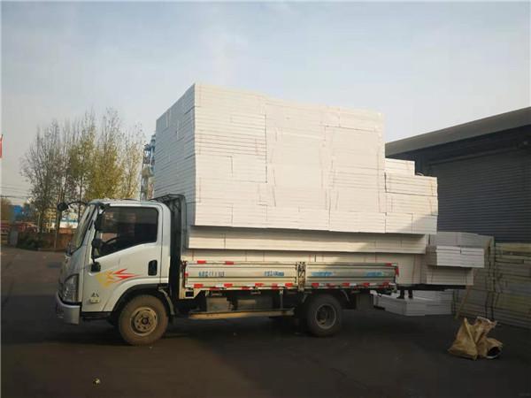 河南擠塑板廠家合作案例