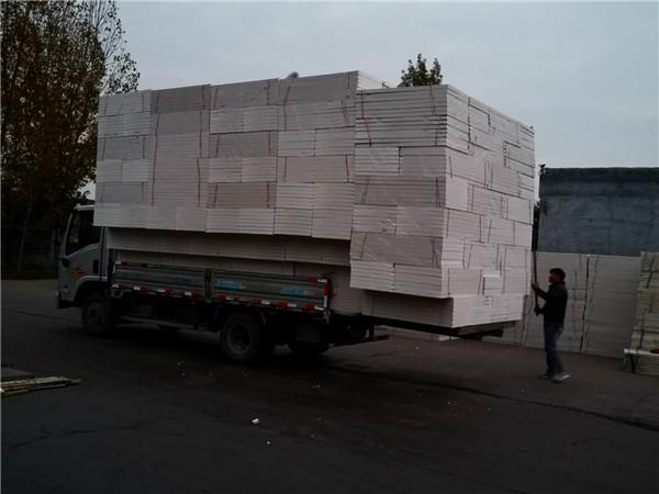 河南聚苯乙烯擠塑板合作案例