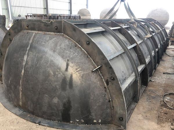 水泥化粪池模具处理常见尺寸,还可以按照需求定做吗?