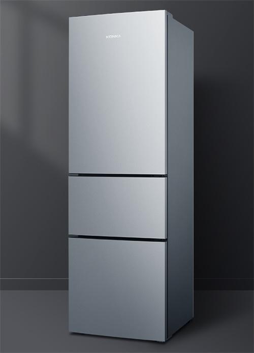 三开门冰箱