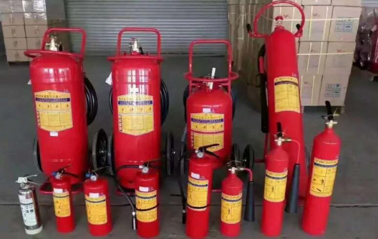 灭火器检修的六大内容,助您专业进行消防检测工作