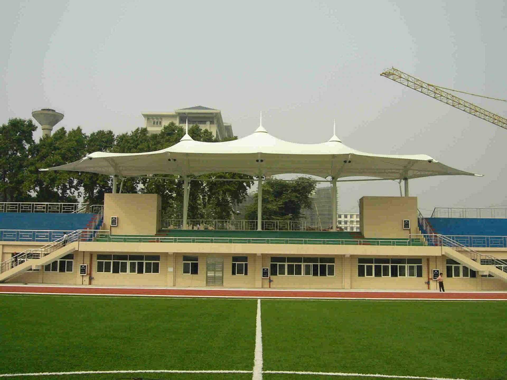 四川膜结构体育设施