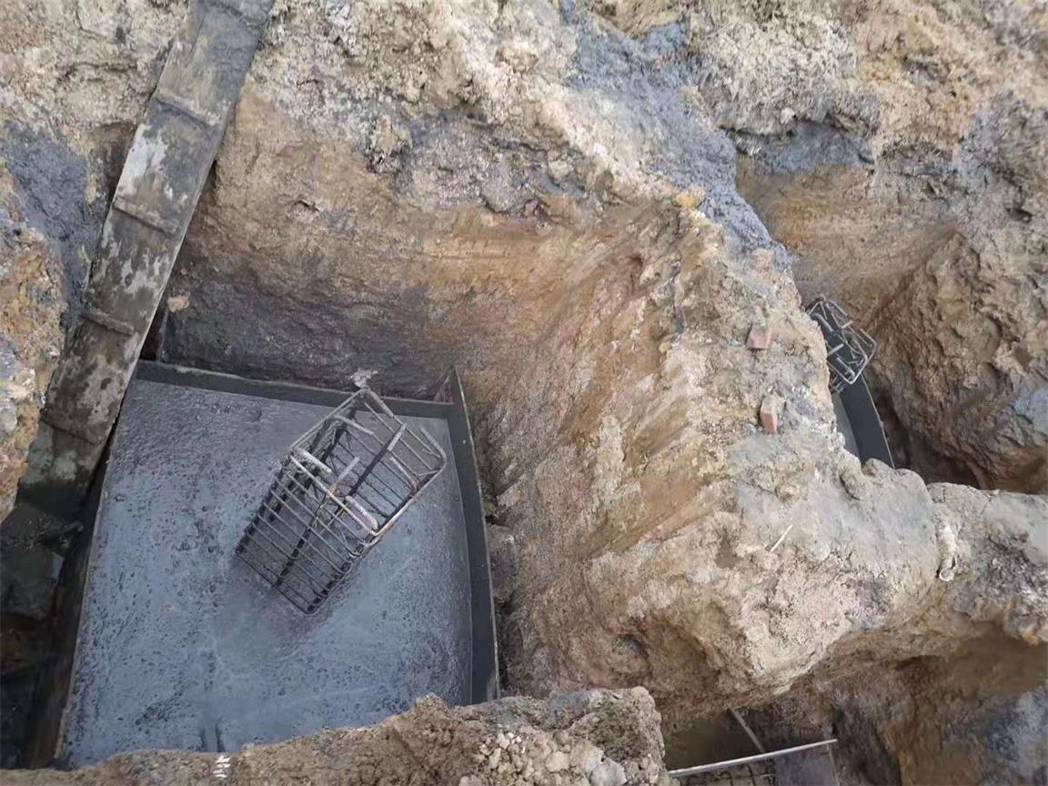 膜结构基坑工程