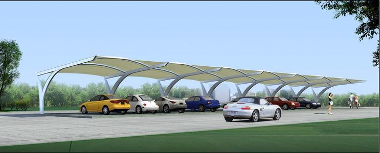 四川膜结构停车棚保养的雷区有哪些?