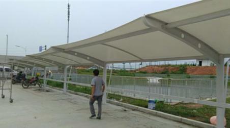 四川钢膜结构