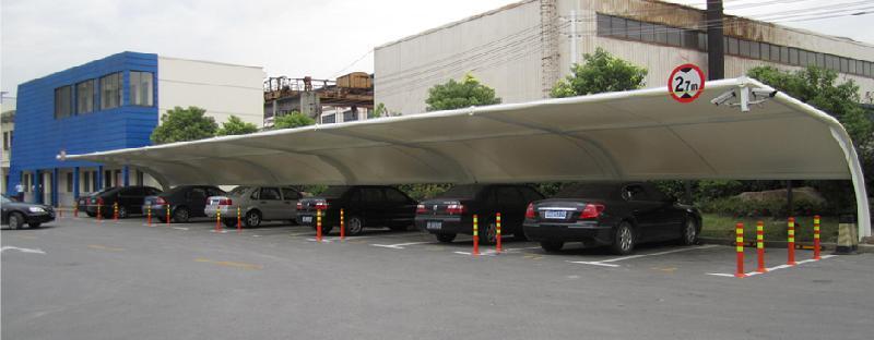 四川膜结构停车棚