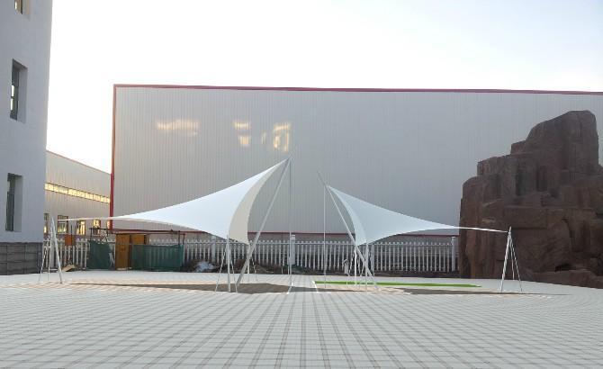 四川膜结构景观棚
