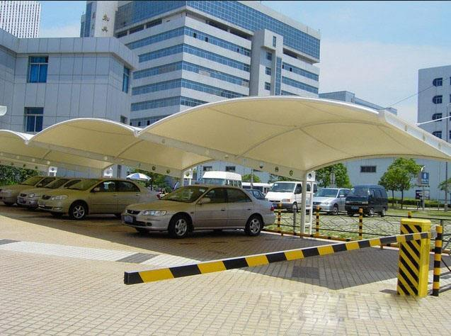 四川膜结构停车棚种类有哪些?