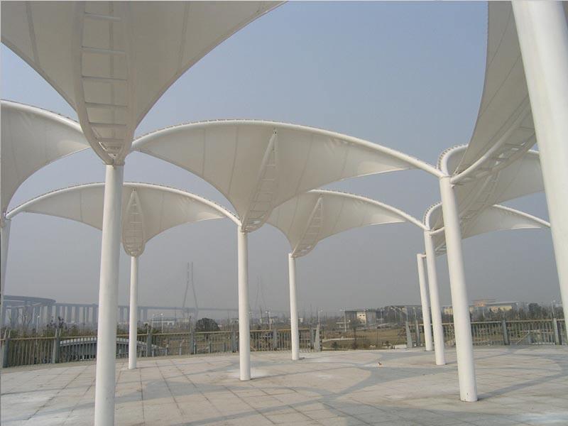 成都膜结构工程;景观、膜结构小件系列