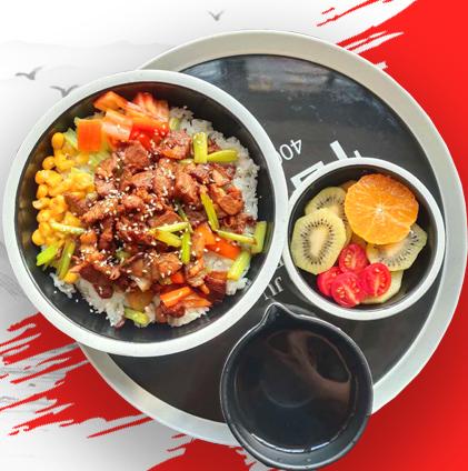 稻粔茶泡饭给人带来全新的舌尖体验